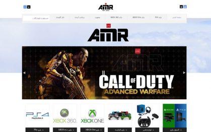 amirazadi - веб-дизайн