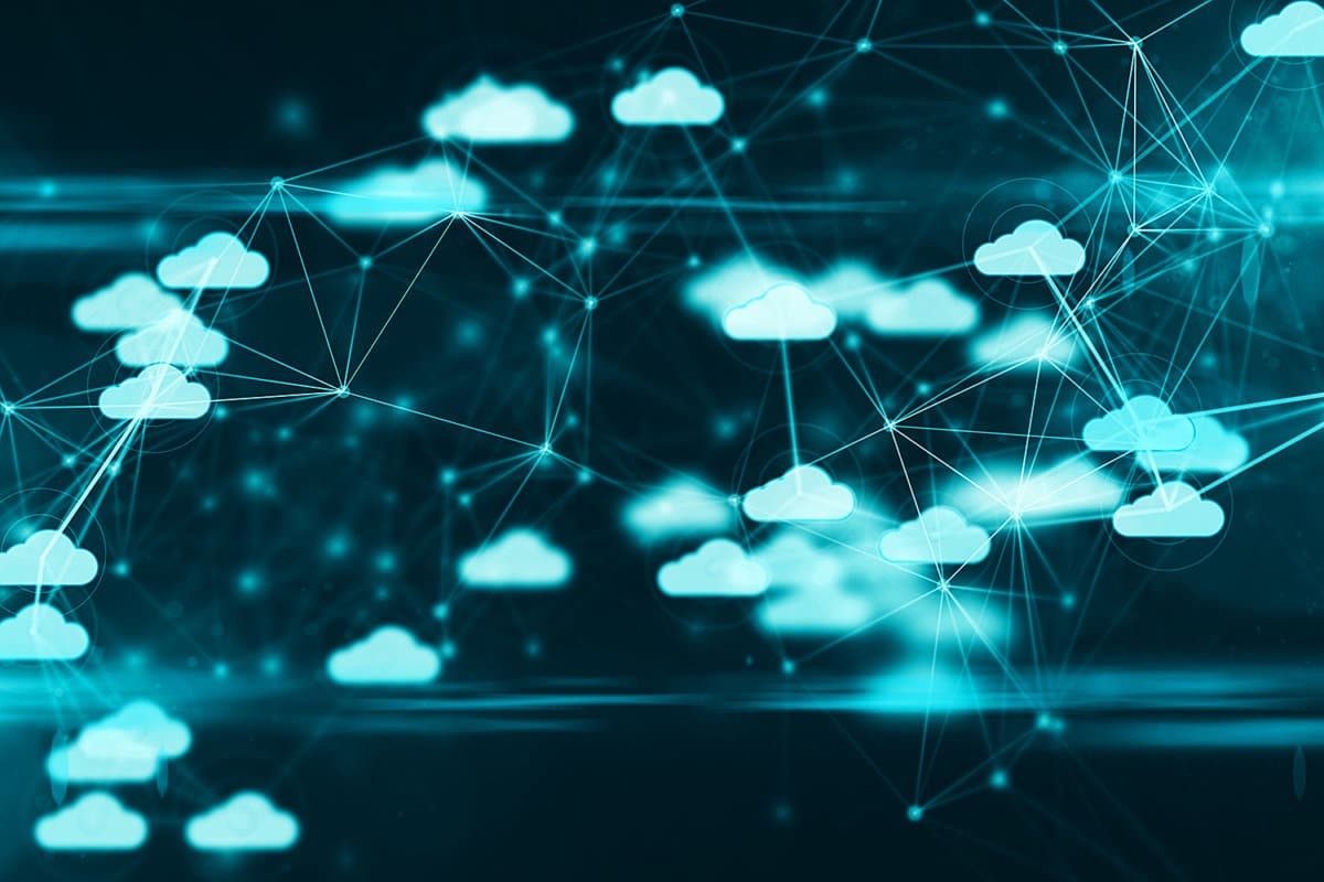 cloud computing network connections - توسعه تجارت