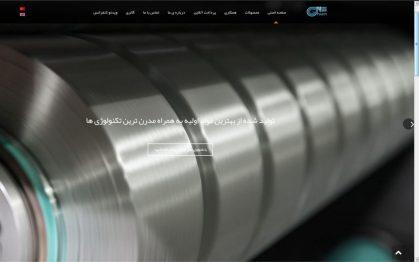 ghiamnakh - веб-дизайн
